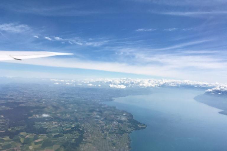 Departing Geneva