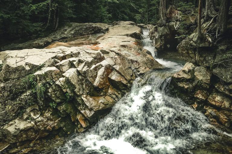 The Basin // Upper Falls