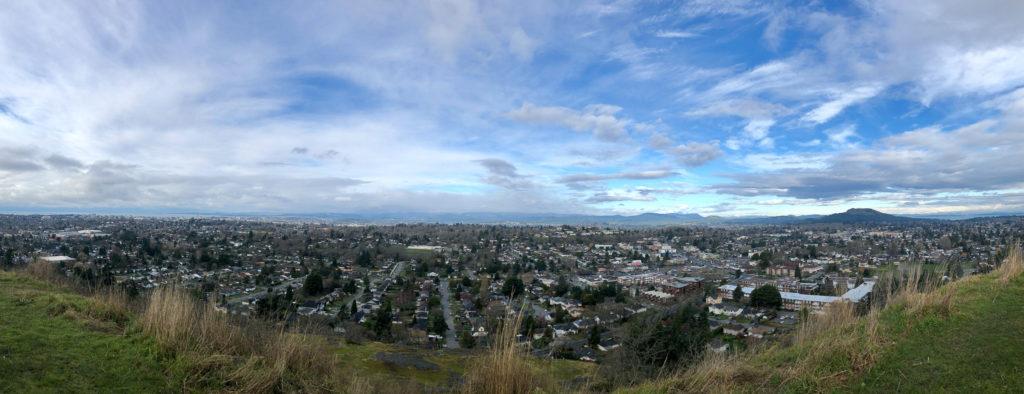 Mt. Tolmie Park