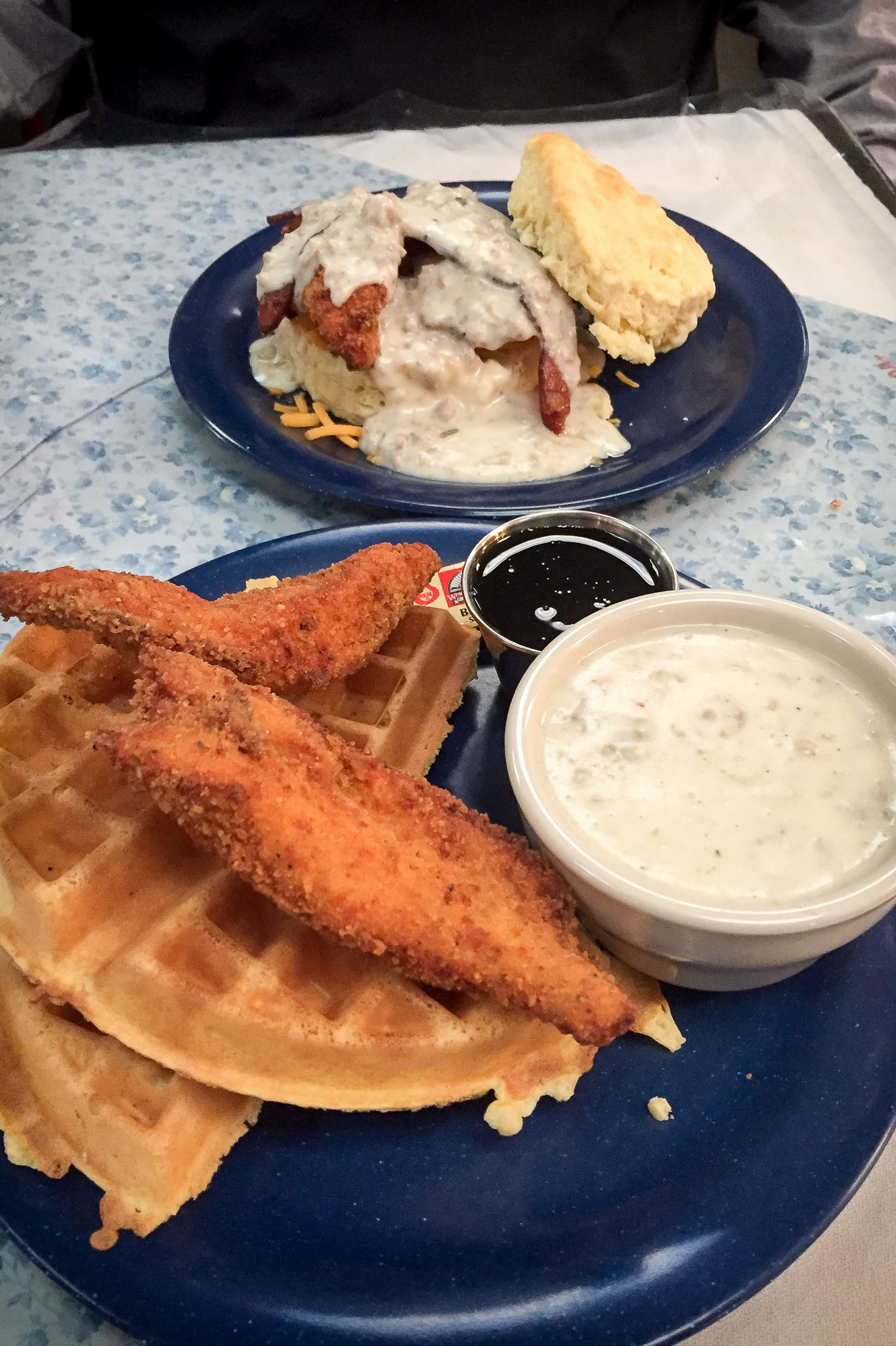 Breakfast at Blue Ridge Biscuit Company