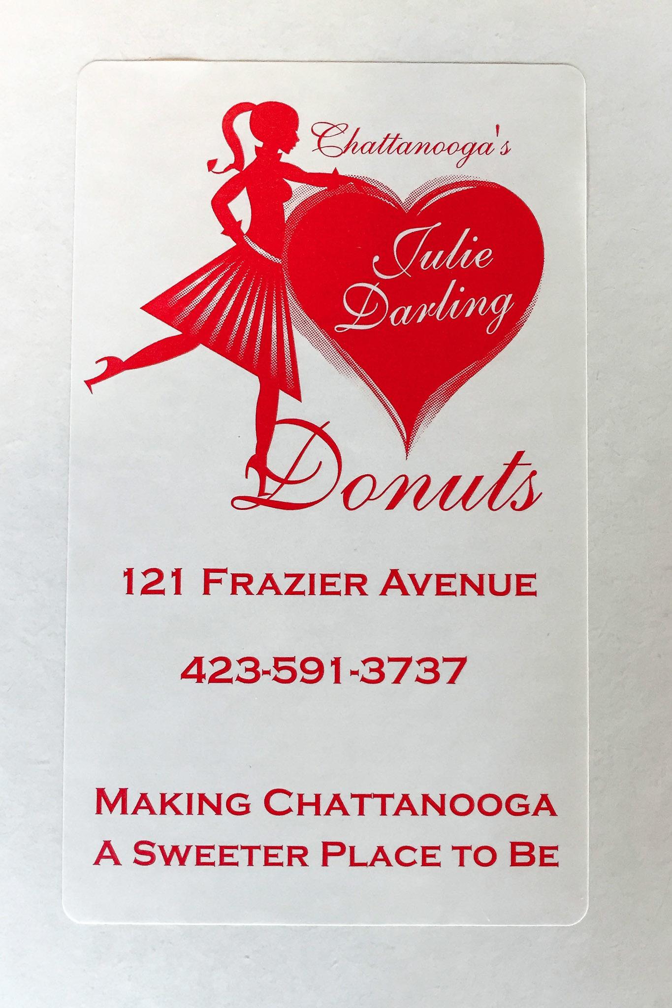 Julie Darling Donuts