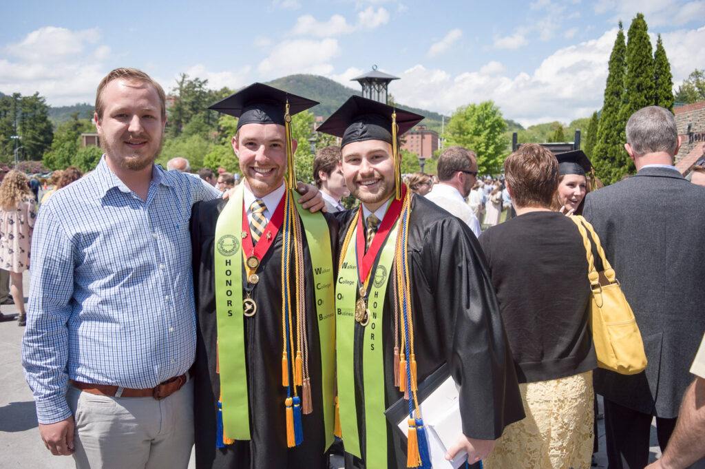 Alex Payne, Isaac Church, Cody McKinney