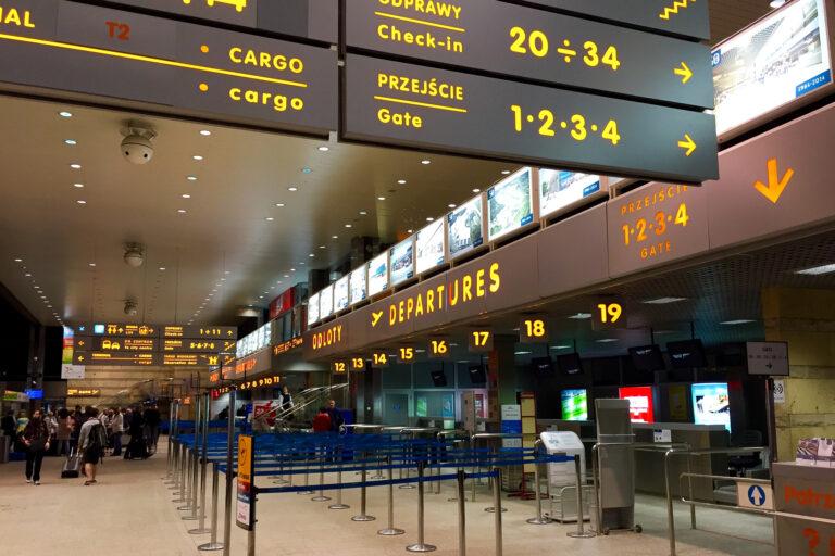 John Paul II International Airport Kraków–Balice