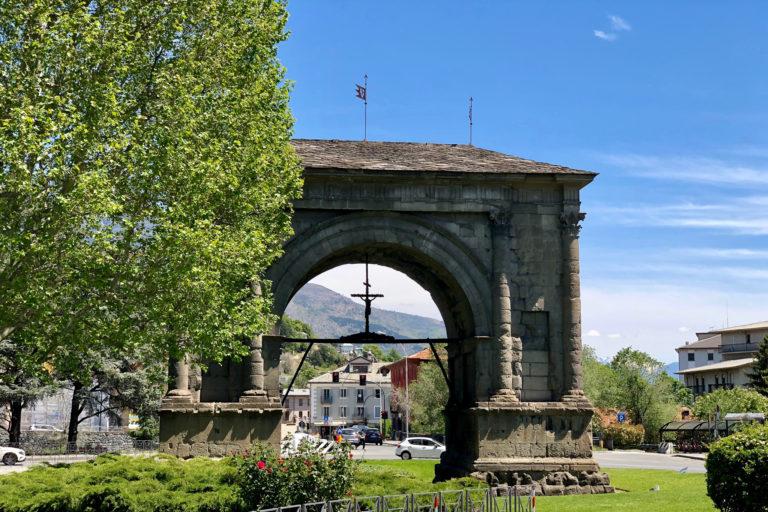 Arch of Caesar Augustus