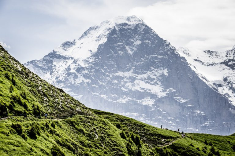 Eiger - Grindelwald, Switzerland
