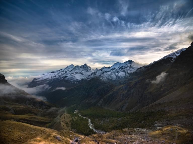 Valle d'Aosta, Italy
