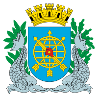 The coat of arms of the city of Rio de Janeiro