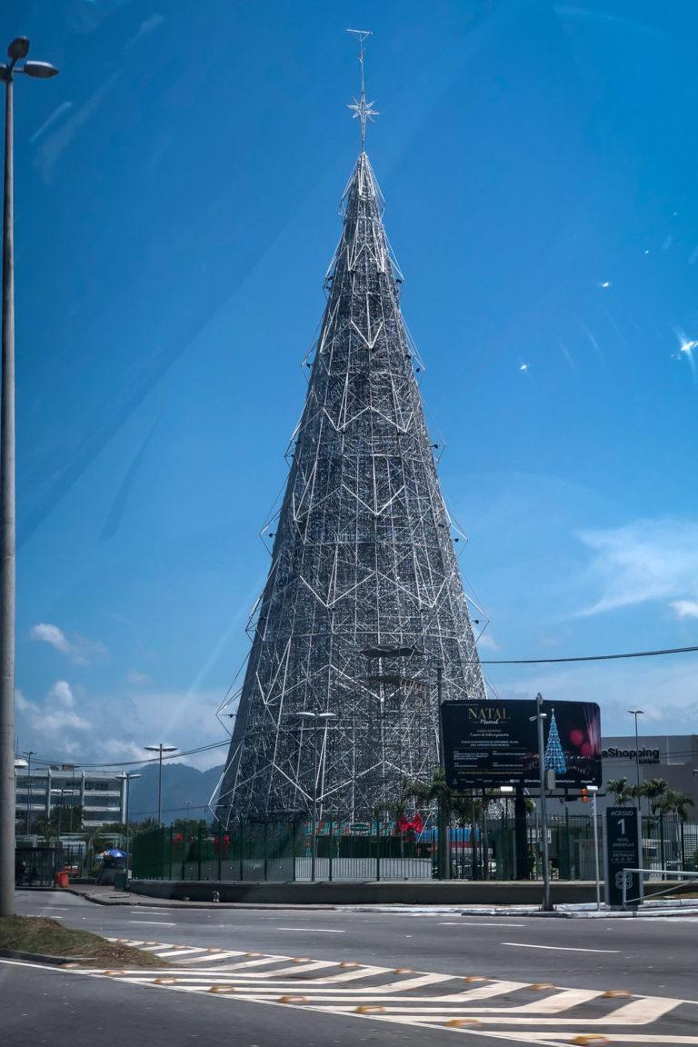 Brazilian Christmas Tree