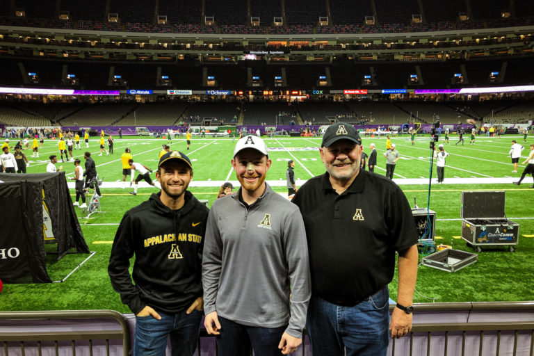 R+L Carriers New Orleans Bowl 2019