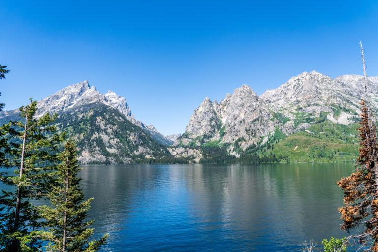 Jenny Lake - Grand Teton National Park