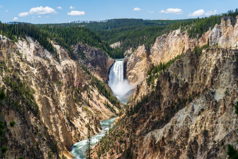 Artist Point - Grand Canyon of the Yellowstone