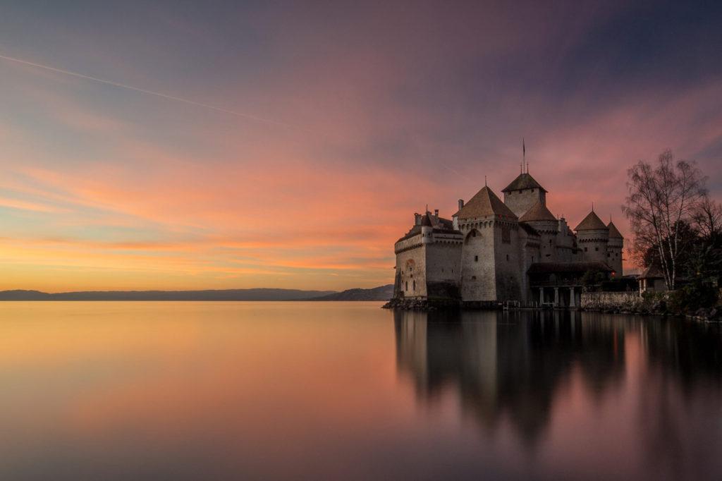 Château de Chillon - Montreux, Switzerland